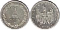 Probe 2 Mark 1925 Weimarer Republik Probe 2 Mark 1925 E / Riffelrand / ... 975,00 EUR  +  5,00 EUR shipping