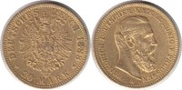 20 Mark 1888 Kaiserreich Preussen Friedrich III. Gold 20 Mark 1888 A GO... 295,00 EUR  +  5,00 EUR shipping