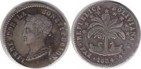 4 Soles 1854 Bolivien Republik 4 Soles 1854 La Paz sehr schön  75,00 EUR  +  5,00 EUR shipping
