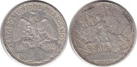 Peso 1910 Mexiko Zweite Republik Peso 1910 Caballito sehr schön  55,00 EUR  +  5,00 EUR shipping