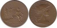 Bronzemedaille o.J. Frankreich Bronzemedaille o.J. Auf das Wettschiesse... 95,00 EUR