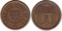 Bronzemedaille o.J. USA Bronzemedaille o.J. (1905) A.d. Freimaurerloge ... 240,00 EUR