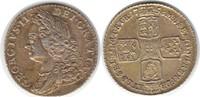 Shilling 1758 Grossbritannien George II. Shilling 1758 Vergoldet, fast ... 75,00 EUR  +  5,00 EUR shipping