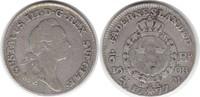 1/6 Riksdaler 1777 Schweden Gustav III. 1/6 Riksdaler 1777 OL Sehr schön  65,00 EUR  +  5,00 EUR shipping