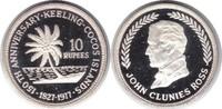 10 Rupien 1977 Malaysia Keeling Cocos Islands 10 Rupien 1977 Polierte P... 195,00 EUR  +  5,00 EUR shipping