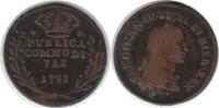 3 Tornesi 1791 Italien Neapel und Sizilien Ferdinand IV. 3 Tornesi 1791... 60,00 EUR  +  5,00 EUR shipping