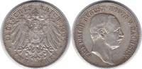 2 Mark 1907 Kaiserreich Sachsen Friedrich August III. 2 Mark 1907 E seh... 55,00 EUR