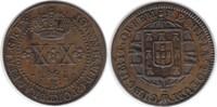 20 Reis 1821 Brasilien Joao VI. 20 Reis 1821 R, Rio de Janeiro vorzügli... 60,00 EUR  +  5,00 EUR shipping