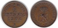 Pfennig 1864 Altdeutschland Reuss-ältere Linie zu Obergreiz Heinrich XX... 55,00 EUR  +  5,00 EUR shipping