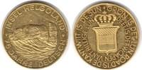 Goldmedaille o.J. Helgoland Goldmedaille o.J. (1965) 75 Jahre Wiederzug... 165,00 EUR  +  5,00 EUR shipping