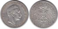 5 Mark 1908 Kaiserreich Preussen Wilhelm II. 5 Mark 1908 A kl. Kratzer ... 25,00 EUR  +  5,00 EUR shipping