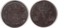 1/2 Cent 1823 Niederlande Brüssel / Wilhelm I. 1815-1840 Randfehler, se... 55,00 EUR  +  5,00 EUR shipping