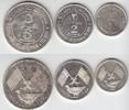 1, 2, 5 Riyals 1969 Vereinigte Arabische Emirate Ajman (3 Stück) Polier... 485,00 EUR  +  5,00 EUR shipping