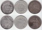 Franken 1850 & 1861 Schweiz Eidgenossenschaft (3 Stück) schön, schön - ... 150,00 EUR  +  5,00 EUR shipping