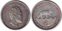 Silbermedaille 1897 Anhalt-Bernburg, Stadt Auf das erste anhaltinische ... 150,00 EUR  +  5,00 EUR shipping