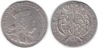 6 Gröscher 1756 Sachsen-Albertinische Linie Friedrich August II. 1733-1... 125,00 EUR  +  5,00 EUR shipping