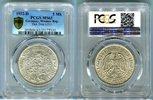 """5 Mark 1932 D Weimarer Republik """"Eichbaum"""" PCGS MS 63  240,00 EUR  +  5,00 EUR shipping"""
