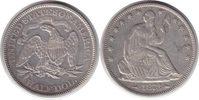 1/2 Dollar 1873 USA 1/2 Dollar 1873 Arrows / Seated Liberty fast vorzüg... 280,00 EUR
