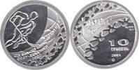 10 Hryven 2001 Ukraine 10 Hryven 2001 Auf die Olympischen Spiele 2002 i... 55,00 EUR  +  5,00 EUR shipping