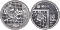 10 Hryven 2004 Ukraine 10 Hryven 2004 Auf die Fussball WM 2006 in Deuts... 60,00 EUR  +  5,00 EUR shipping