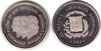 Probe 100 Pesos 1983 Dominikanische Republik Probe 100 Pesos 1983 Human... 195,00 EUR  +  5,00 EUR shipping