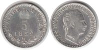 5 Kreuzer 1859 Haus Habsburg Franz Joseph I. 5 Kreuzer 1859 M fast vorz... 55,00 EUR  +  5,00 EUR shipping
