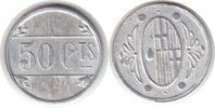 50 Centimos o.J. Spanien Guerra Civil 50 Centimos o.J. (1937) Ametlla D... 140,00 EUR  +  5,00 EUR shipping