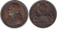 Bronzemedaille 1860 Italien Pio IX. Bronzemedaille 1860 Auf die Grundla... 60,00 EUR  +  5,00 EUR shipping