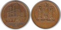 Bronzemedaille o.J. Frankreich Bronzemedaille o.J. Auf den Bau von Notr... 60,00 EUR