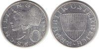 10 Schilling 1959 Österreich Zweite Republik 10 Schilling 1959 Polierte... 60,00 EUR  +  5,00 EUR shipping