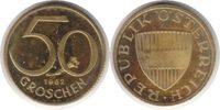 50 Groschen 1962 Österreich Zweite Republik 50 Groschen 1962 Polierte P... 60,00 EUR  +  5,00 EUR shipping