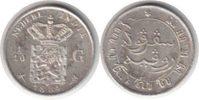 1/10 Gulden 1884 Indonesien Niederländisch Ostindien Willem III. 1/10 G... 60,00 EUR  +  5,00 EUR shipping