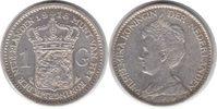 Gulden 1916 Niederlande Wilhelmina I. Gulden 1916 vorzüglich  85,00 EUR