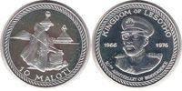 10 Maloti 1976 Lesotho Moshoeshoe II. 10 Maloti 1976 A.d. 10. Jahrestag... 65,00 EUR  +  5,00 EUR shipping
