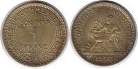 Franc 1920 Frankreich Dritte Republik Franc 1920 fast Stempelglanz  70,00 EUR  +  5,00 EUR shipping
