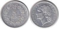 5 Francs 1948 Frankreich Vierte Republik 5 Francs 1948 B vorzüglich  60,00 EUR  +  5,00 EUR shipping