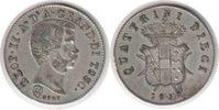 10 Quattrini 1858 Italien Toskana Leopold II. 10 Quattrini 1858 fast vo... 70,00 EUR  +  5,00 EUR shipping