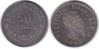 50 Centesimi 1863 Italien Vittorio Emanuele II. 50 Centesimi 1863 N, Ne... 95,00 EUR  +  5,00 EUR shipping