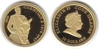 10 Dollars 2010 Cook Inseln Gold 10 Dollars 2010 Christian X. GOLD. Pol... 60,00 EUR  +  5,00 EUR shipping