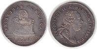 Silberabschlag von den Stempeln des Dukaten 1790 Haus Habsburg Leopold ... 85,00 EUR