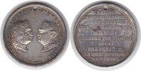 Silbermedaille 1785 Altdeutschland Hessen-Kassel Friedrich II. Auf d. J... 80,00 EUR