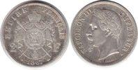 2 Francs 1867 Frankreich Napoleon III. 2 Francs 1867 A, Paris sehr schö... 55,00 EUR  +  5,00 EUR shipping