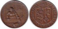 Bronzemedaille 1902 Schweiz Genf, Kanton Bronzemedaille 1902 Auf die 30... 75,00 EUR