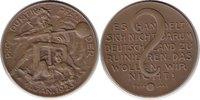 satirische Bronzemedaille 1923 Weimarer Republik Satirische Bronzemedai... 120,00 EUR  +  5,00 EUR shipping