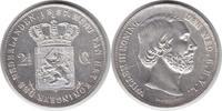 2 1/2 Gulden 1857 Niederlande Wilhelm III. 2 1/2 Gulden 1857 Kratzer & ... 80,00 EUR  +  5,00 EUR shipping