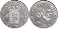 2 1/2 Gulden 1858 Niederlande Wilhelm III. 2 1/2 Gulden 1858 sehr schön... 70,00 EUR  +  5,00 EUR shipping