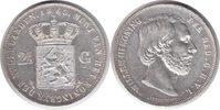 2 1/2 Gulden 1862 Niederlande Wilhelm III. 2 1/2 Gulden 1862 sehr schön... 75,00 EUR  +  5,00 EUR shipping