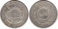 Colon 1903/1923 Costa Rica Republik Colon 1903 / 1923 Gegenstempel. Vor... 75,00 EUR