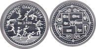 2500 Rupien 1996 Nepal Nepal 2500 Rupien 1996 Auf die olympischen Spiel... 195,00 EUR