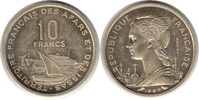 Probe 10 Francs 1969 Französische Kolonien Afars & Issas Probe 10 Franc... 65,00 EUR  +  5,00 EUR shipping